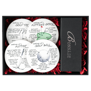 Bonnage Golf Luxury Gift