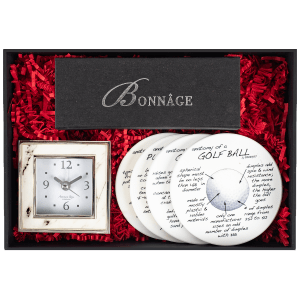 Bonnage Golf Luxury Gifts